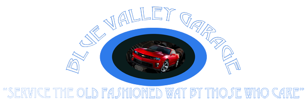 Blue Valley Garage